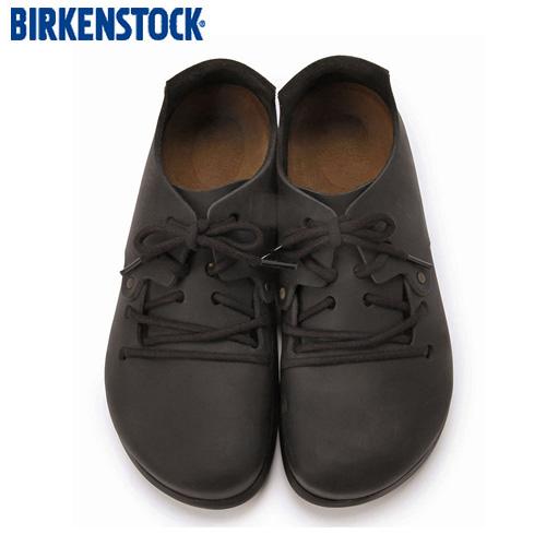 ビルケンシュトック BIRKENSTOCK モンタナ MONTANA 199263 レディース シューズ ブラック オイルレザー