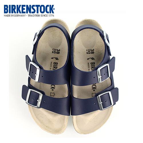 ビルケンシュトック BIRKENSTOCK ミラノ Milano 1006153 メンズ レディース サンダル ブルー 日本限定色 ネイビー バックベルト セール