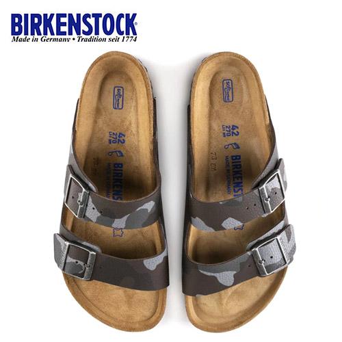 ビルケンシュトック BIRKENSTOCK アリゾナ Arizona BS メンズ 1013015 幅広 サンダル カモフラージュ ブラウン 国内正規品 セール