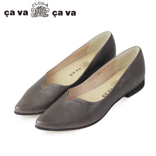 新作人気 cavacava サヴァサヴァ 靴 靴 1320029 センタースリット ポインテッドトゥ フラット シューズ フラット パンプス パンプス グレー, magenta superbaby:da4fc9e5 --- business.personalco5.dominiotemporario.com