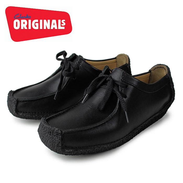【エントリーでP5倍 4/9 20:00-4/16 1:59】 クラークス ナタリー レディース 靴 Clarks NATALIE 652-BLACK ブラック 黒 カジュアルシューズ レザー 正規品 セール