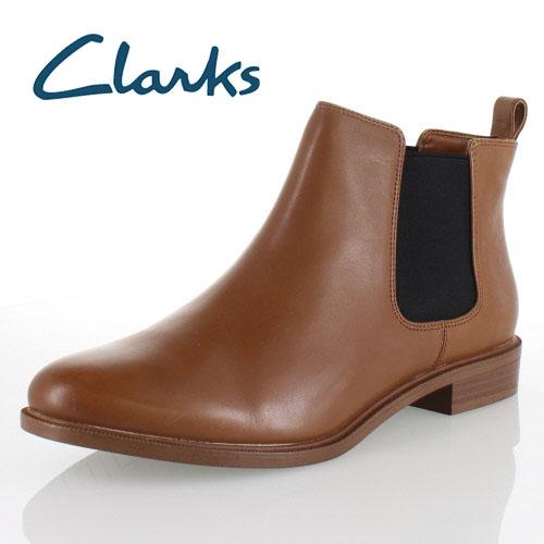 【税込?送料無料】 clarks クラークス セール 靴 929 Taylor 靴 ブラウン Shine テイラーシャイン サイドゴア ショートブーツ ブラウン タンレザー レディース セール, 株式会社光商:f7213651 --- supercanaltv.zonalivresh.dominiotemporario.com