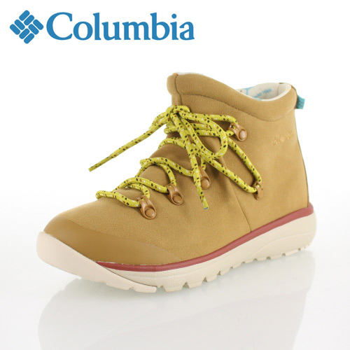 コロンビア Columbia 919 Mid 2 Omni-Tech クイック ミッド 2 オムニテック YU3905 232 Sierra Tan レディース 防水 靴 ベージュ セール