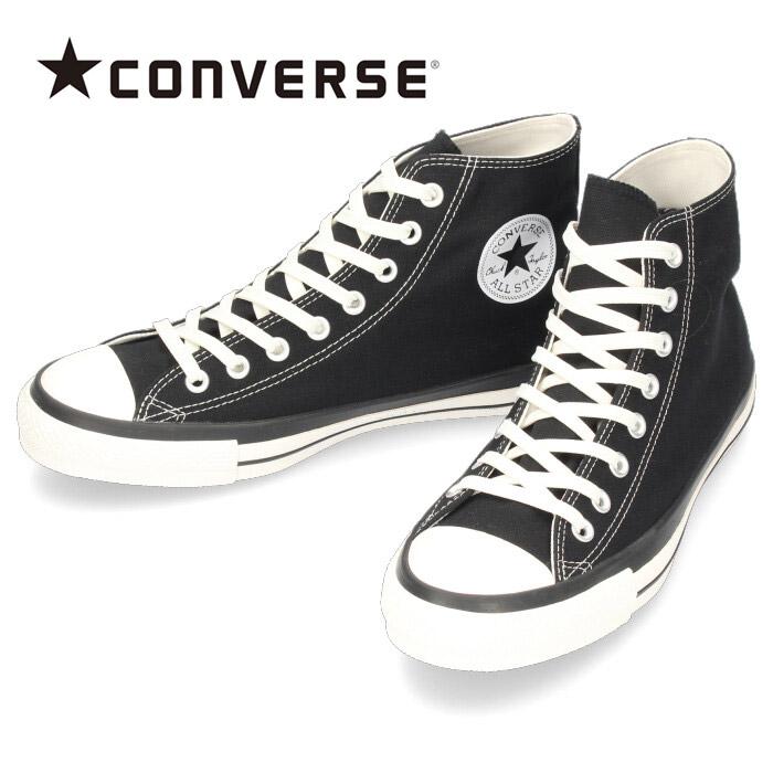 コンバース レディース メンズ スニーカー オールスター 100 ゴアテックス HI CONVERSE ALL STAR 100 GORE-TEX HI ブラック BK/01-430