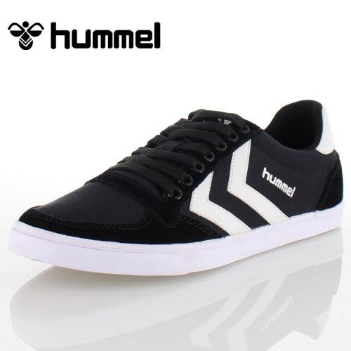 Hummel Hyun Mel Slimmer Stadil Low slimmer studio deal low 63-112K-2114  63,112-16 men's lady's sneakers black