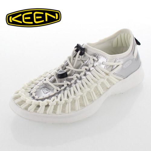 KEEN キーン UNEEK O2 ユニーク O2(オーツー) 1017225 メンズ サンダル アウトドア WHITE BEAR ホワイト