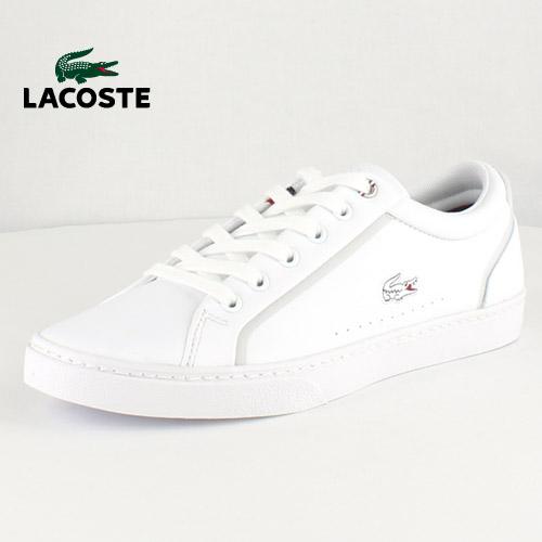 LACOSTE Lacoste LENGLEN 116 1 WZI080 WT 00080 mens Womens sneakers white simple