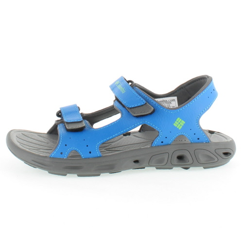 Columbia Colombia YOUTH TECHSUN VENT youth techsanbent BY4566-405 Dark Compass Nuclear Sandals kids junior