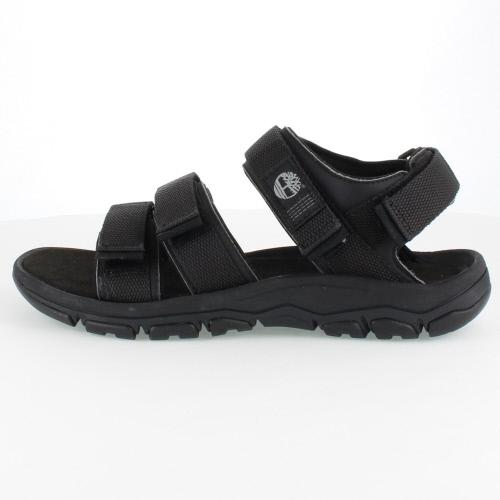★ ★ 天伯倫天伯倫 Roslindale 背 30 折錶帶 A165V 黑色男裝涼鞋