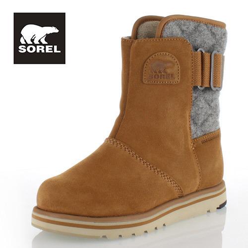 SOREL Rylee NL2294 286 Elk ソレル ライリイ レディース ブーツ 防水設計
