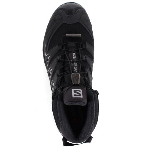 SALOMON沙洛文XA PRO MID GTX 366780 BLACK人徒步旅行&背包旅行山間途步鞋