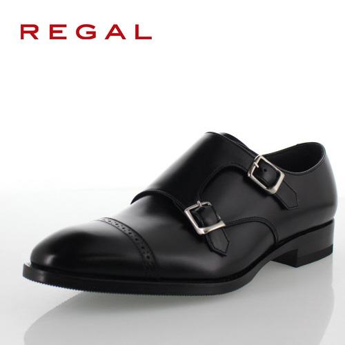 REGAL リーガル 靴 メンズ 32MR BC 本革 ビジネスシューズ 2E ブラック 紳士靴 セール