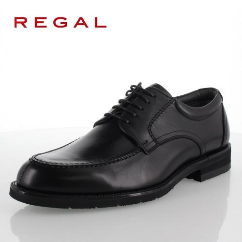 【エントリーでP5倍 4/9 20:00-4/16 1:59】 リーガル 靴 メンズ REGAL 33NRBB ブラック Uチップ ビジネスシューズ 紳士靴 3E ゴアテックス 外羽根式 特典B