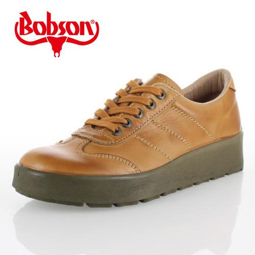 ボブソン BOBSON 4401 キャメル メンズ ウォーキングシューズ カジュアルシューズ 本革 3E 日本製