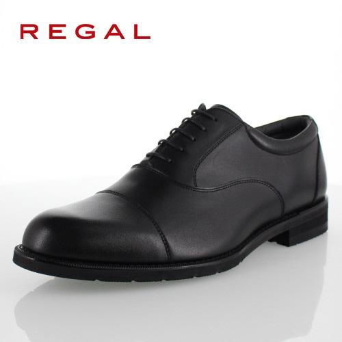 リーガル 靴 メンズ REGAL 32NRBCEB ブラック ストレートチップ ビジネスシューズ 内羽根式 3E ゴアテックス 大きいサイズ 27.5cm 28.0cm