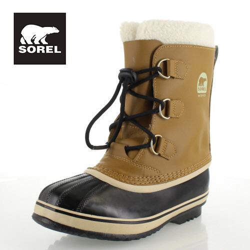 ソレル SOREL NY1880 259 ユートパックTP Yoot Pac TP キッズ ブーツ スノーブーツ ウインターブーツ 防水 保温 耐寒