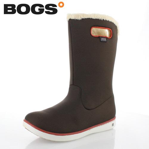 ボグス BOGS 78008 オリーブ レディース ブーツ 防水 ウォータープルーフ ボア 保温