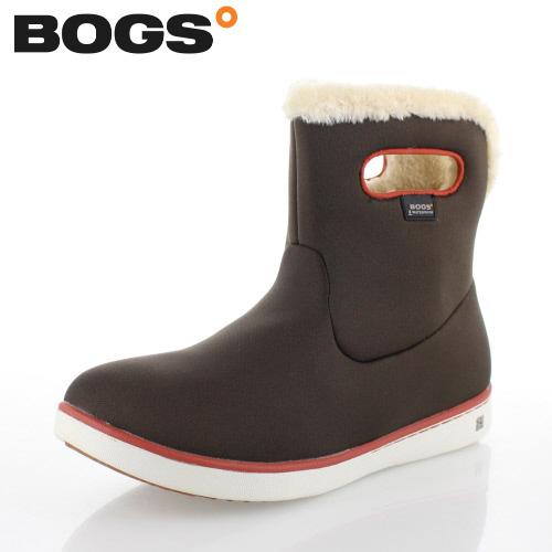 ボグス BOGS 78409 オリーブ レディース ブーツ ショート 防水 ウォータープルーフ ボア 保温
