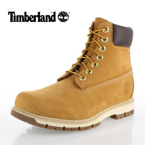Timberland ティンバーランド ラドフォード シックスインチ ウォータープルーフ ブーツ A1JHF ウィート メンズ ブーツ 防水機能 セール