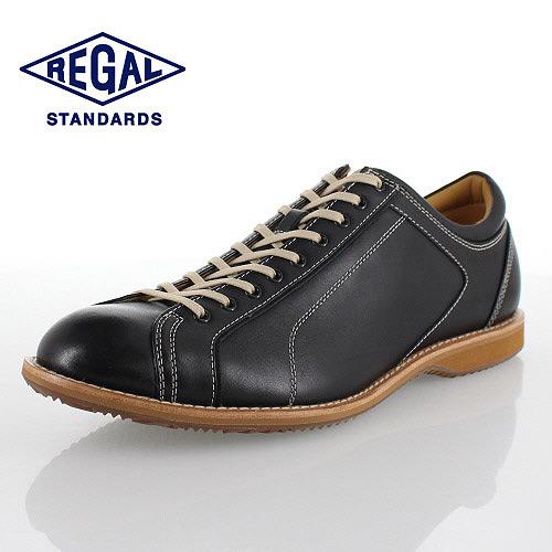 日本に リーガル 靴 ブラック メンズ REGAL STANDARDS 750RAFH メンズ ブラック レザースニーカー ベーシック 紳士靴 カジュアルシューズ 2E 本革 紳士靴 特典B, オンラインプラザ:44fa57e9 --- travelself.eu