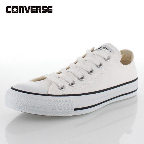 コンバース CONVERSE キャンバス オールスター カラーズ オックス CANVAS ALL STAR COLORS OX 1CJ606 61-60660 ホワイト スニーカー メンズ