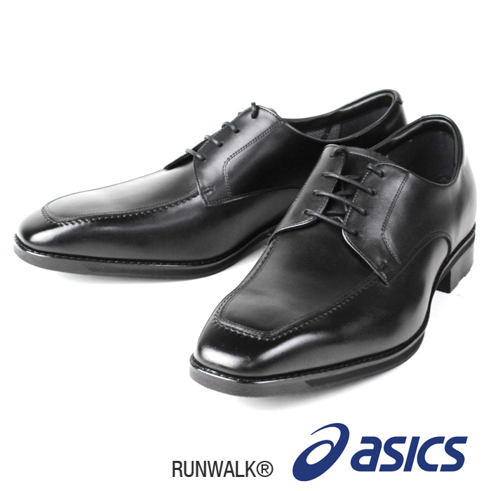 asics RUNWALK WR410L ブラック 4E メンズ ビジネス シューズ