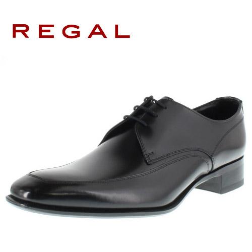 リーガル REGAL 靴 メンズ ビジネスシューズ 727R AL ブラック Uチップ 外羽根式 紳士靴 日本製 2E 本革