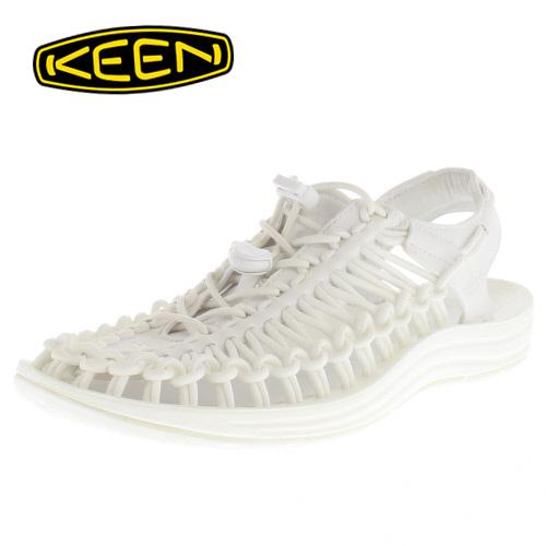 最前線の KEEN Star レディース KEEN サンダルUNEEK Monochrome 1014100 1014100 66-10141 Star White, マンモス:0e6f878a --- business.personalco5.dominiotemporario.com