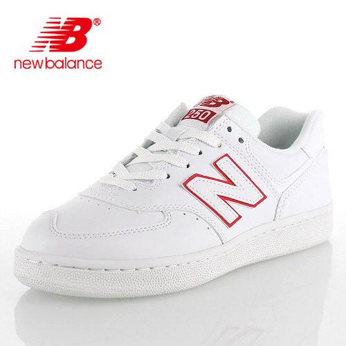 new balance new balance CT250 WTR WHITE/TRUE RED 2E design men\u0027s sneakers  jogging walking