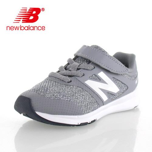 New Balance new balance KXPREMGI GRAY/WHITE 1122-GW kids Jr. sneakers gray