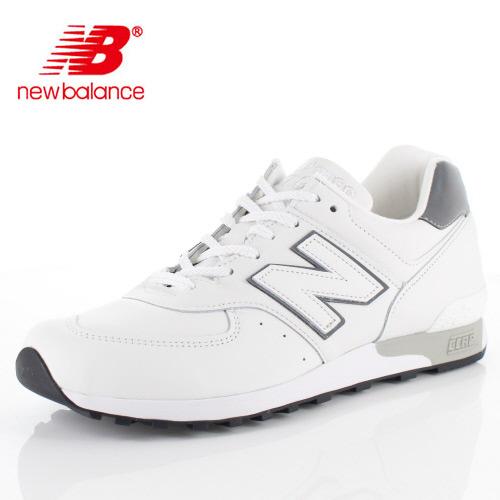 new balance ニューバランス M576 WWL 00576-06 WHITE メンズ スニーカー カジュアル ワイズD ホワイト