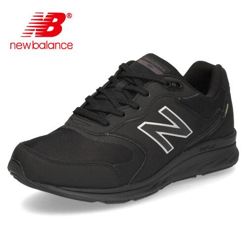 ニューバランス メンズ スニーカー new balance MW880G B4 ブラック 4E GORE-TEX