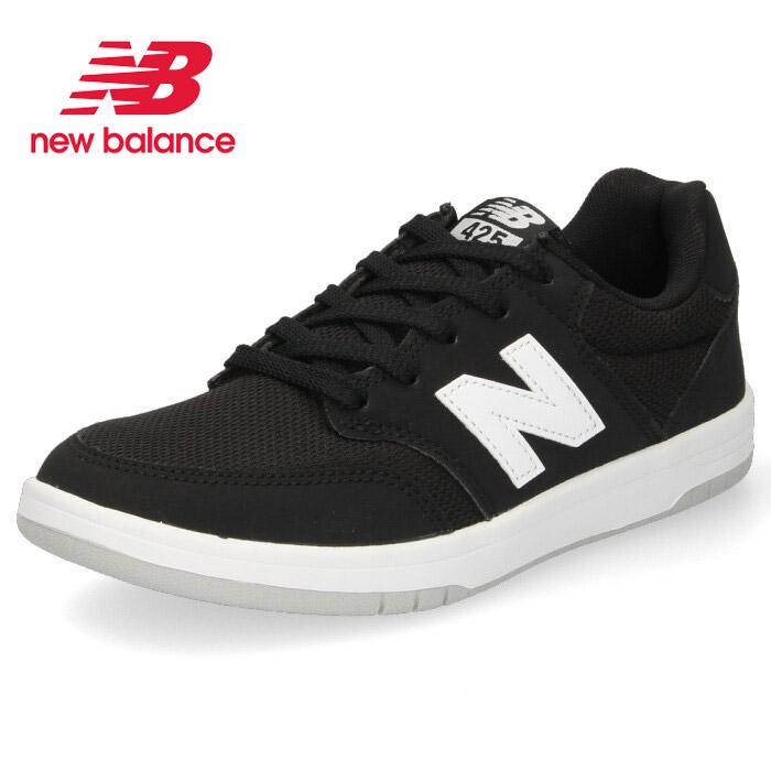 ニューバランス レディース メンズ スニーカー new balance AM425 BLK BLACK ブラック ワイズ D
