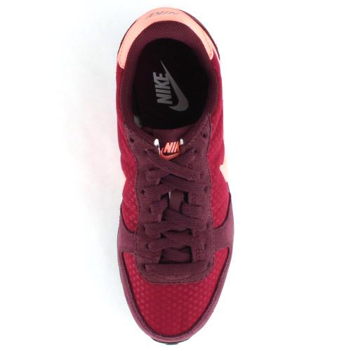 ★ 只 ! ★ 耐克耐克無線網狀網耐克 GENICCO 婦女耐克吉尼電腦 644451 660 RP 44451 女式運動鞋休閒紅