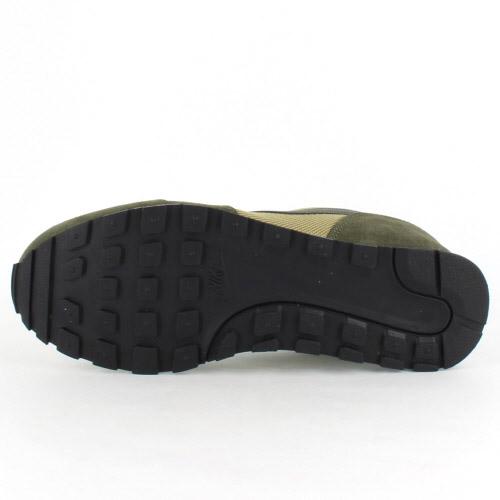 NIKE耐吉MID RUNER 2耐吉中間賽跑者2 749794-220 OK-49794人分歧D運動鞋黄褐色