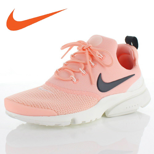 more photos 646c9 9d7bb Nike WMS NIKE PRESTO FLY presto fly 910,569-607 Lady's sneakers pink casual  sale