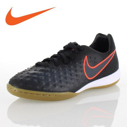 NIKE Nike JR MAGISTAX OPUS 2 IC juniomagisteaupas 844422-008 BB-44422  junior kids sneakers football black