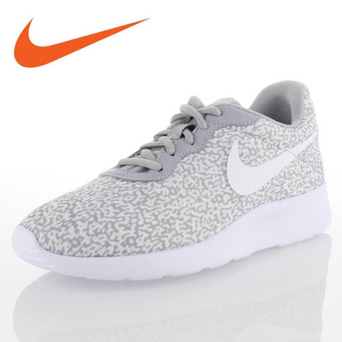 grey nike tanjun women's