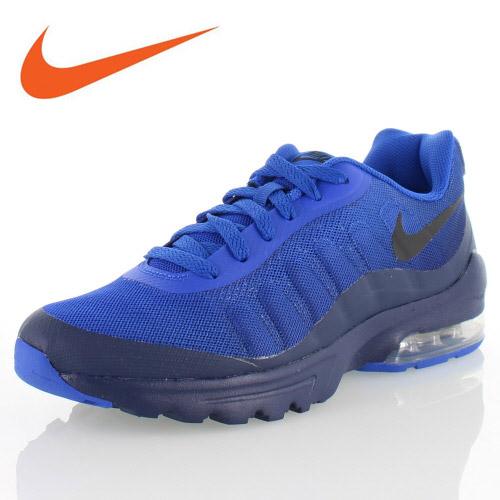 NIKE Nike AIR MAX INVIGOR PRINT Max in bigger print 749688-402 CB-49688 mens  Womens sneakers blue