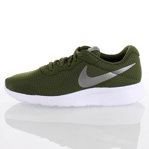 耐吉WMNS NIKE TANJUN SE uimenzutanjun 844908-302女士運動鞋綠色
