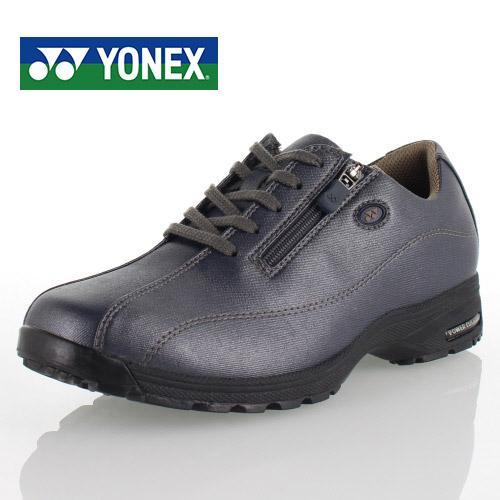 YONEX ヨネックス SHW-LC21 パワークッション レディース ウォーキング パワークッション 着脱らくらく 3.5E ネイビー