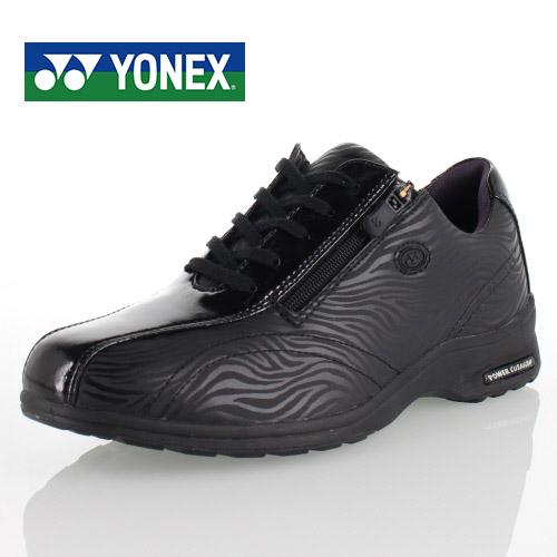 YONEX ヨネックス SHW-LC30 パワークッション レディース ウォーキング パワークッション 着脱らくらく 3.5E ブラック