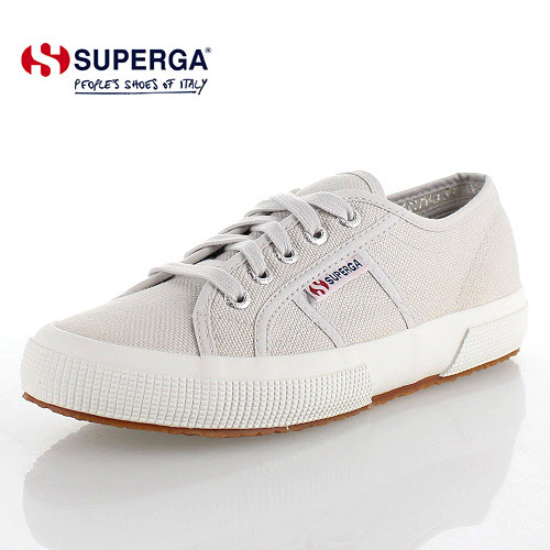 SUPERGA 2750 COTU CLASSIC S000010 X8V Superga women's sneakers grey