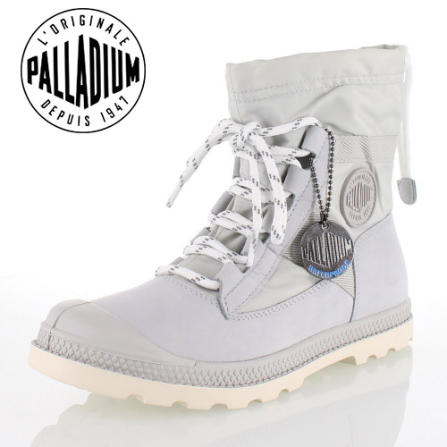 パラディウム PALLADIUM Pampa Hi Blitz LP 95169-065-M Vapor レインシューズ スニーカー レディース ウォータープルーフ