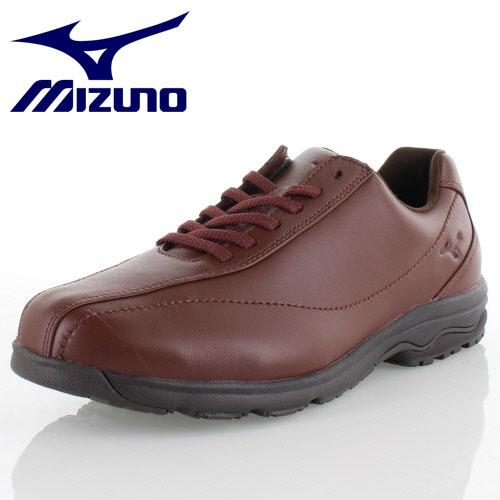 MIZUNO ミズノ 靴 LD40IV SW B1GC161859 ワインブラウン スニーカー ウォーキング 4E メンズ