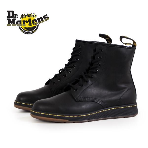 ドクターマーチン Dr.Martens 21856001 ニュートン NEWTON 8ホール ブラック 黒 ブーツ メンズ