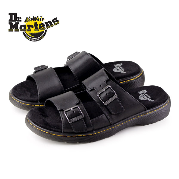 ドクターマーチン Dr.Martens ニコライ サンダル EVIVE NIKOLRAI 24413001 靴 2本ベルト