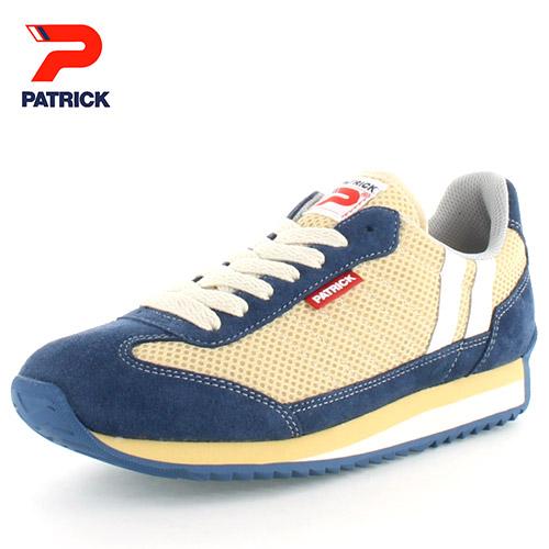 PATRICK パトリック C-MARATHON SND クールマラソン サンド 528203 SDSN-28203 メンズ レディース スニーカー 日本製 ベージュ