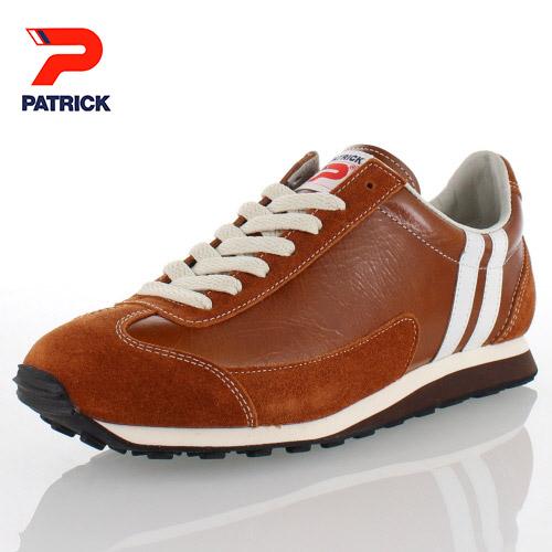 【エントリーでP5倍 4/9 20:00-4/16 1:59】 PATRICK パトリック BOSTON-L 2_BRN ボストン2 528263 04-28263 メンズ スニーカー 日本製 ブラウン