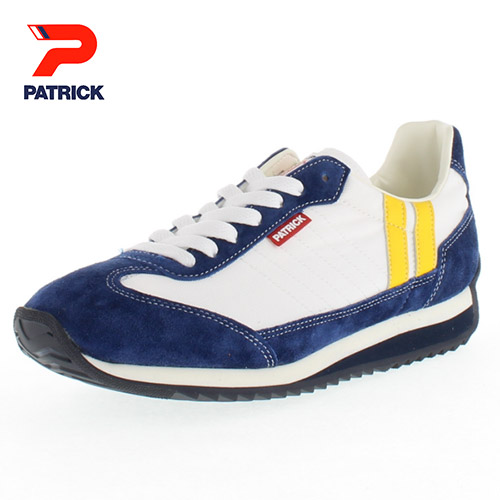 PATRICK パトリック MARATHON YOGRT パトリック マラソン ヨーグルト YGYO-94810 メンズ レディース スニーカー 日本製 ホワイト